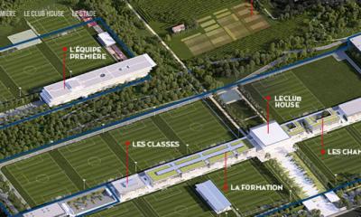 Le point sur le nouveau centre d'entraînement du PSG : utilisation à partir de 2023