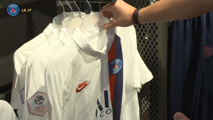 PSG/Real Madrid - Les Parisiens porteront la tenue third