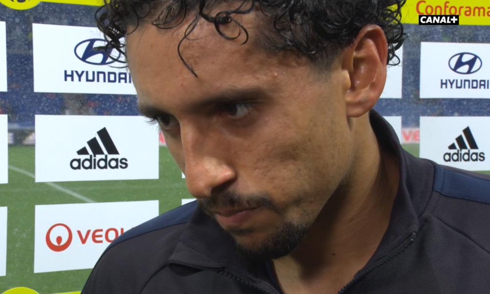 OL/PSG - Marquinhos «Notre crack nous sauve avec ce but à la fin&On a besoin de tous les joueurs»