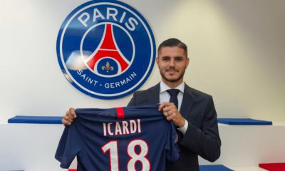 """Icardi: """"Je suis maintenant impatient de découvrir le championnat de France"""""""