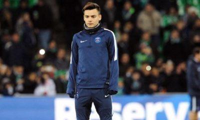 Mercato - Georgen pourrait quitter le PSG ce lundi, indique RMC Sport
