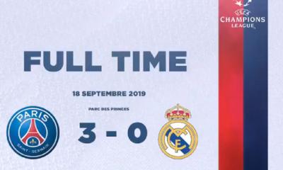 Les images du PSG ce mercredi : belle victoire contre le Real Madrid, avec les encouragements de Neymar et Mbappé