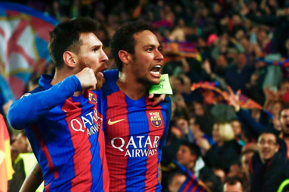 """Messi """"J'aurais aimé que Neymar vienne...Mais nous n'avons jamais dit qu'il fallait le recruter"""""""