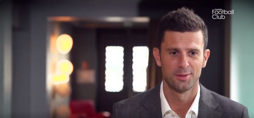 Thiago Motta «Mon rêve, c'est toujours d'entraîner le PSG ? Bien sûr»