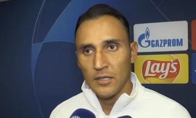 """Navas """"Le meilleur que je puisse donner, c'est défendre les couleurs de ce club à la mort"""""""