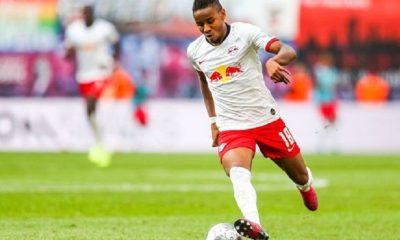 """Nkunku """"Pour les jeunes, c'est un peu plus compliqué de réellement s'imposer au PSG"""""""