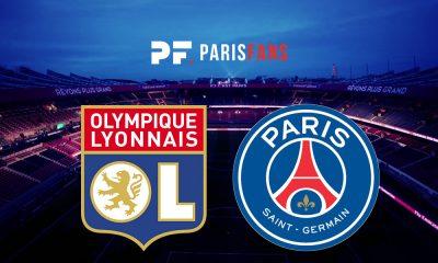 OL/PSG - Groupe parisien