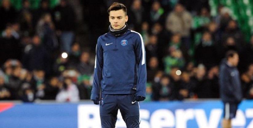 Officiel - Alec Georgen quitte le PSG pour signer à l'US Avranches