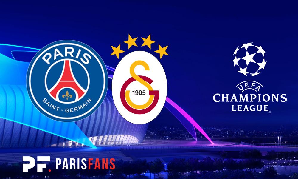 PSG/Galatasaray - Le Parisien le point sur le groupe parisien, avec 4 absences très probables