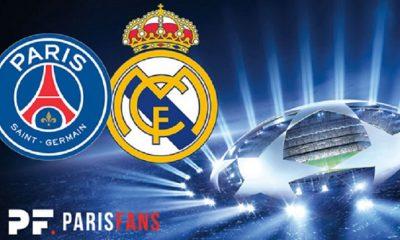 PSG/Real Madrid - Seulement 1 000 supporters madrilènes et un tifo parisien en préparation, indique L'Equipe