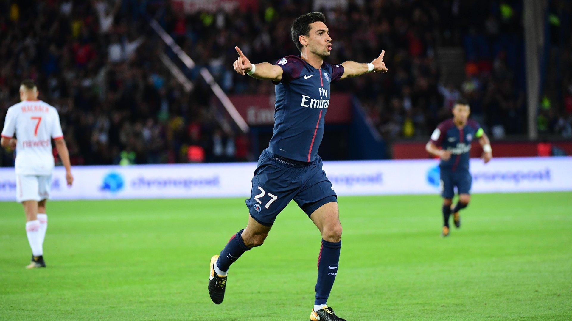 """Pastore """"Je suis fier d'avoir été autant aimé par le club public parisien...On a gagné des titres"""""""