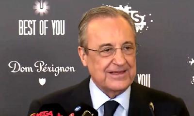 """Mercato - Florentino Pérez """"Nous avons suivi le cas Neymar à distance"""""""