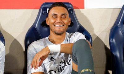 RMC Sport explique le transfert de Keylor Navas au PSG en évoquant de bonnes relations à conserver possiblement pour Mbappé