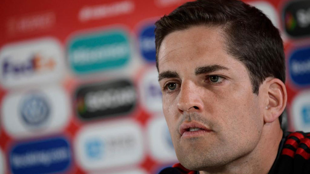 """Moreno """"Sarabia peut nous apporter beaucoup comme attaquant ou milieu de terrain"""""""