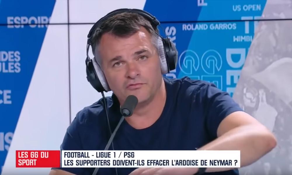Sagnol: Navas? Au PSG «c'est la première fois que tu as un grand gardien»