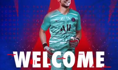 Officiel - Sergio Rico rejoint le PSG sous le forme d'un prêt avec option d'achat !