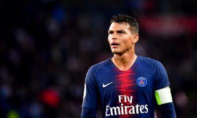 """L'agent de Thiago Silva """"nous ne pensons pas à la prolongation"""""""