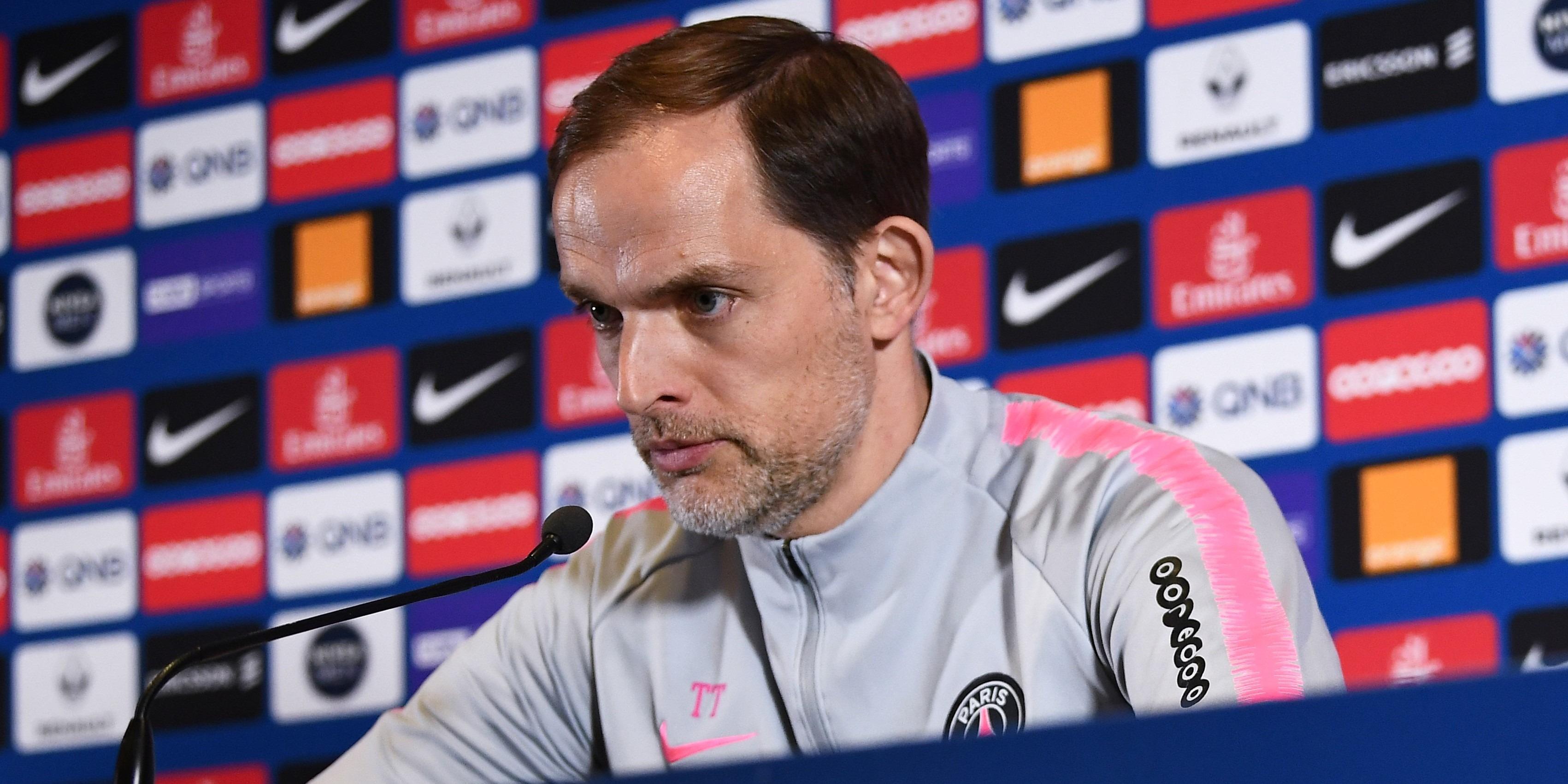 """PSG/Reims - Tuchel: """"Je suis déçu de notre performance, on a perdu à chaque minute en qualité, en mentalité"""""""