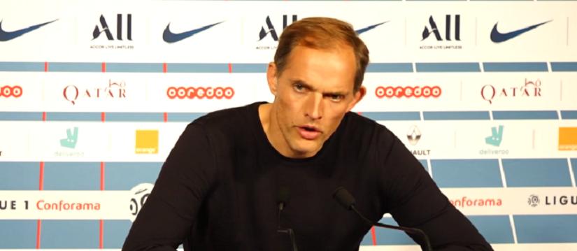 """Bordeaux/PSG - Tuchel """"Notre meilleur match à l'extérieur...on a défendu avec beaucoup d'énergie et vraiment ensemble"""""""