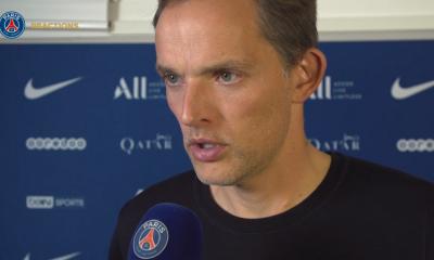 """PSG/Reims - Tuchel """"Je dois gérer un effectif. Je pense que c'était possible de mieux faire avec cette équipe sur le terrain"""""""