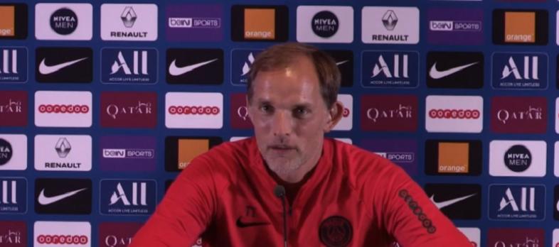 PSG/Strasbourg - Tuchel en conf : préparation, Neymar «va retrouver le sourire», Icardi, Cavani et concurrence