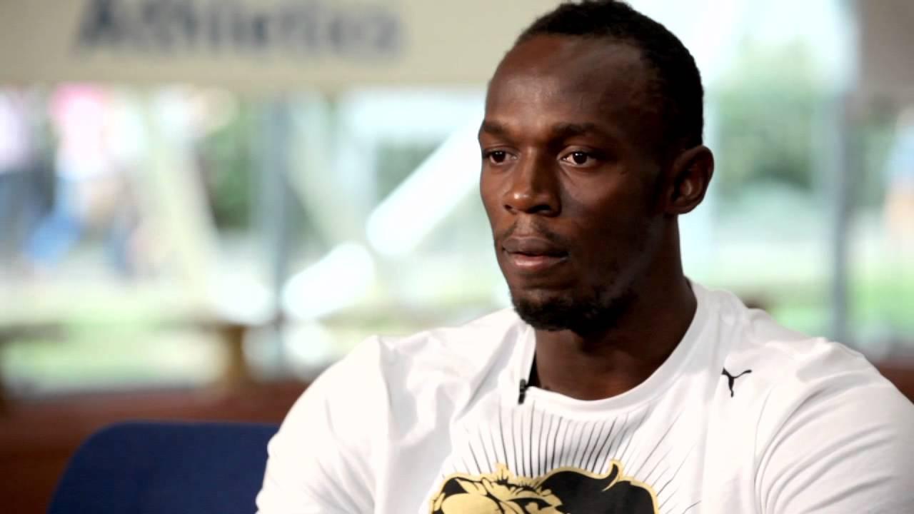 """Bolt: """"Mbappé est un grand joueur"""""""