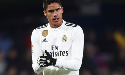 "Varane: ""On sait qu'il faudra faire un grand match à Paris"""