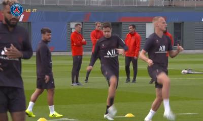 PSG/Reims - Suivez le début de l'entraînement des Parisiens ce mardi à 16h30
