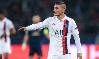 PSG/Reims - Marco Verratti est logiquement suspendu