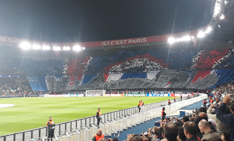 PSG/Real Madrid - Vu du Parc : une première européenne réussie sur le terrain et en tribunes