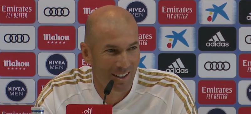 PSG/Real Madrid - Zidane en conf : Hazard, attentes, Icardi, Benzema, Navas et Areola