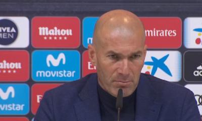 """PSG/Real Madrid - Zidane """"ils ont été meilleurs ce soir, il n'y a rien à dire"""""""