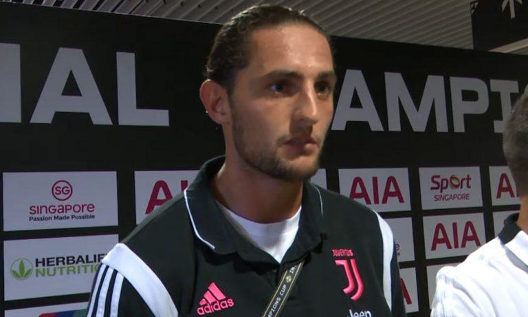 """La mère et agent de Rabiot n'a touché """"que"""" 1,4 millions d'euros quand il a signé à la Juventus"""