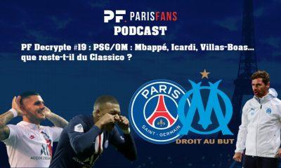 Podcast - PSG/OM : Mbappé, Icardi, Villas-Boas...que reste-t-il du Classico ?