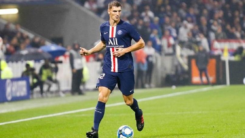 Bruges/PSG - Meunier remercie son ancien club et fait son éloge
