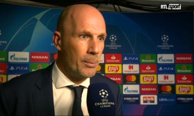 """Bruges/PSG - Clement """"Je retiens que durant 60 minutes, nous avons bien joué et notre adversaire avait des problèmes"""""""