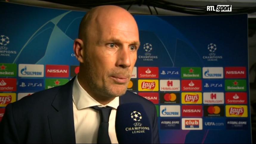 Bruges/PSG - Clement «Je retiens que durant 60 minutes, nous avons bien joué et notre adversaire avait des problèmes»