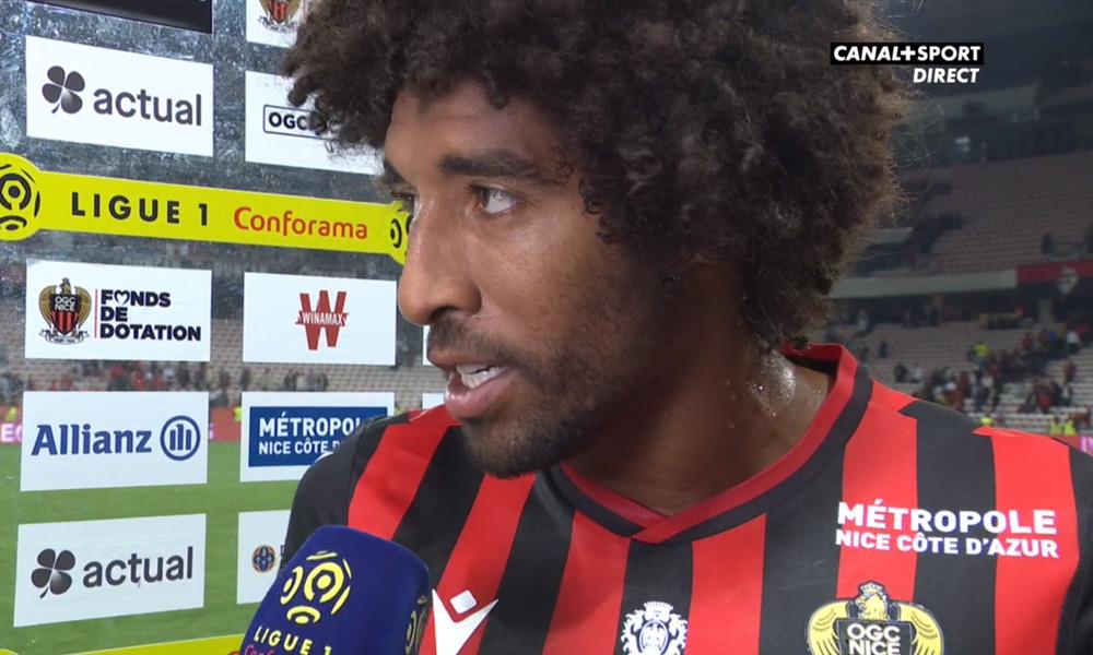 Nice/PSG - Dante «Je ne veux rien dire sur l'arbitre. On doit d'abord s'auto-critiquer»