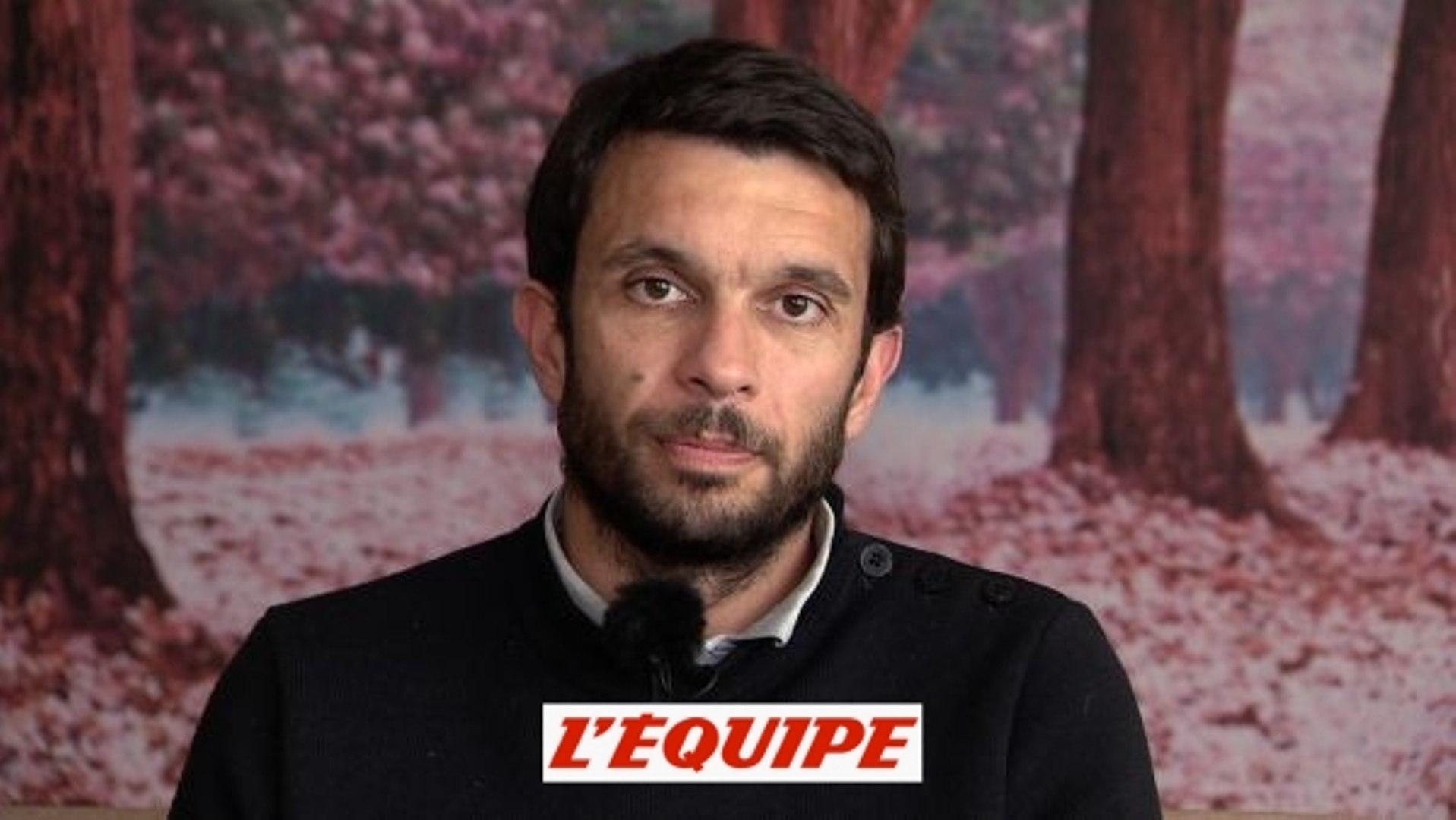 """Degorre: """"Jouer comme l'a fait Angers au Parc des Princes, c'est suicidaire"""""""