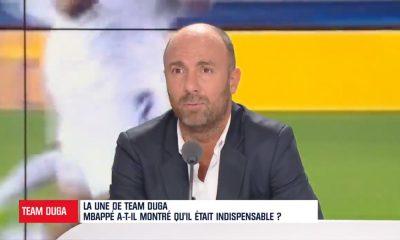"""Dugarry: """"Bruges était une équipe dont il fallait se méfier et Paris a été ultra solide"""""""