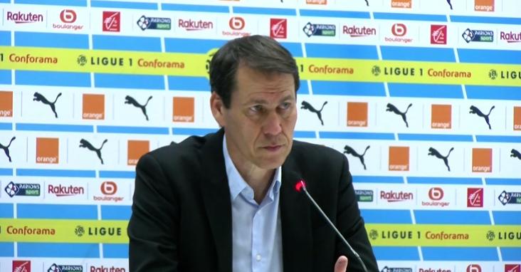 Ligue 1 - Garcia est officiellement entraîneur de l'Olympique Lyonnais