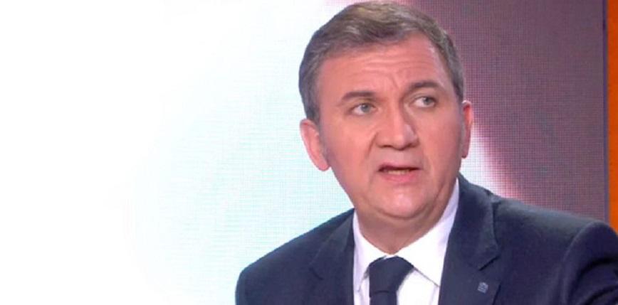 """Garétier accuse Paredes d'avoir """"pourri"""" le match entre Nice et le PSG"""