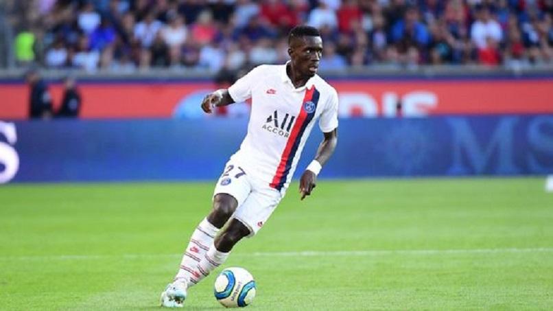 Idrissa Gueye absent pour environ 10 jours, annonce le PSG
