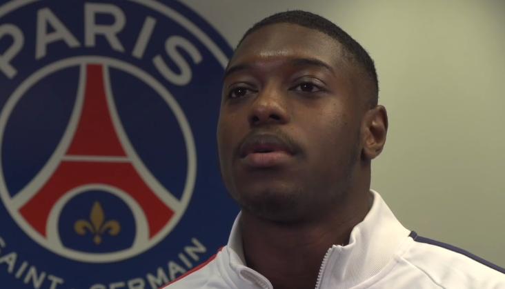 """Innocent """"C'est une fierté de pouvoir prolonger dans le plus grand club français...Je dois continuer à bosser"""""""