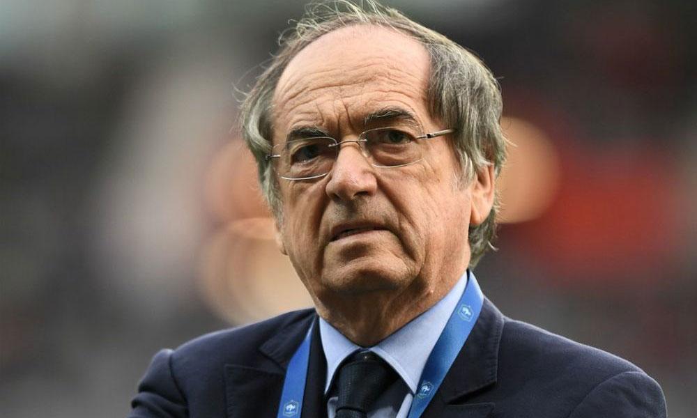 """Le Graët affirme que Mbappé """"a le profil"""" pour devenir capitaine de l'Equipe de France"""