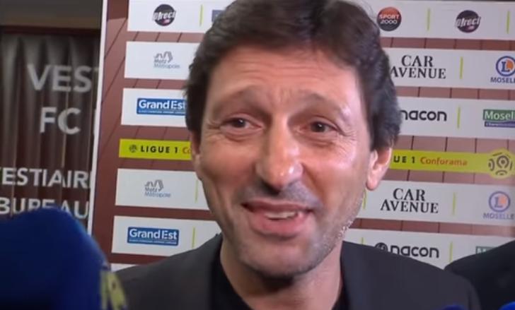 Leonardo s'amuse avec la presse après Galatasaray/PSG en s'inspirant des Guignols de l'Info
