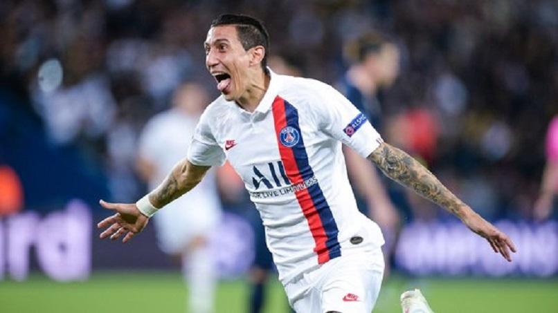 Ligue 1 - Di Maria est le joueur à avoir réussi le plus de dribbles cette saison