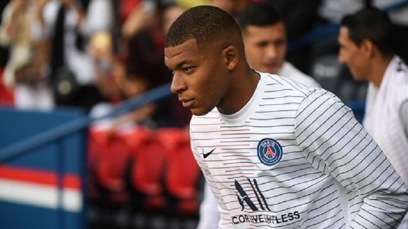 Mbappé est candidat à une titularisation lors de Bruges/PSG, indique L'Equipe