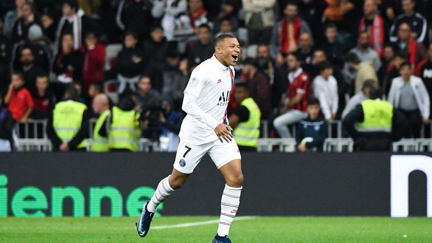 Bruges/PSG - Mbappé est le plus jeunes joueur de l'histoire à atteindre les 15 buts en Ligue des Champions