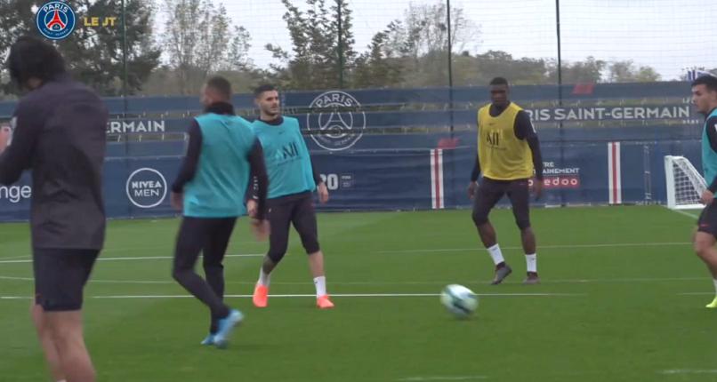 Le PSG va «réadapter son travail de préparation athlétique des matchs», selon RMC Sport